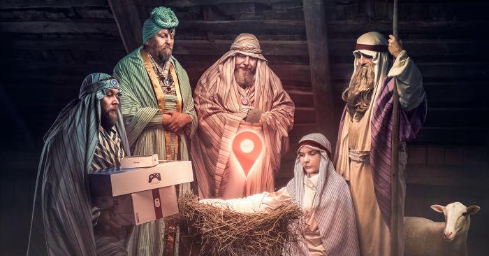 Che aspetto avrebbero i personaggi biblici se dovessimo rappresentarli oggi?