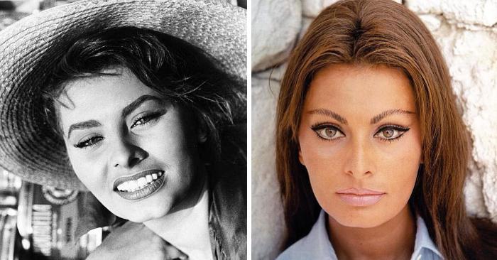 30 foto di Sophia Loren mostrano la sua meravigliosa bellezza senza tempo