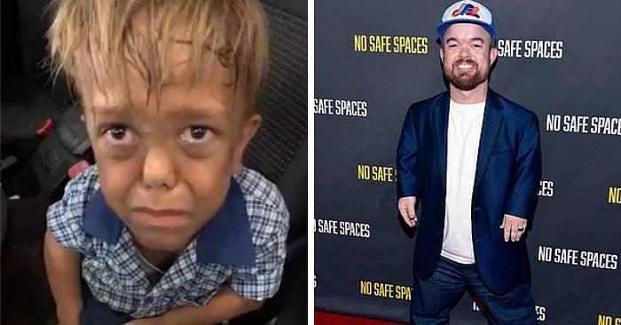 Attore raccoglie $ 200.000 per mandare a Disneyland il bambino bullizzato per il suo nanismo