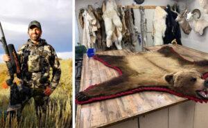 Il figlio di Trump ottiene il permesso di uccidere gli orsi grizzly in Alaska
