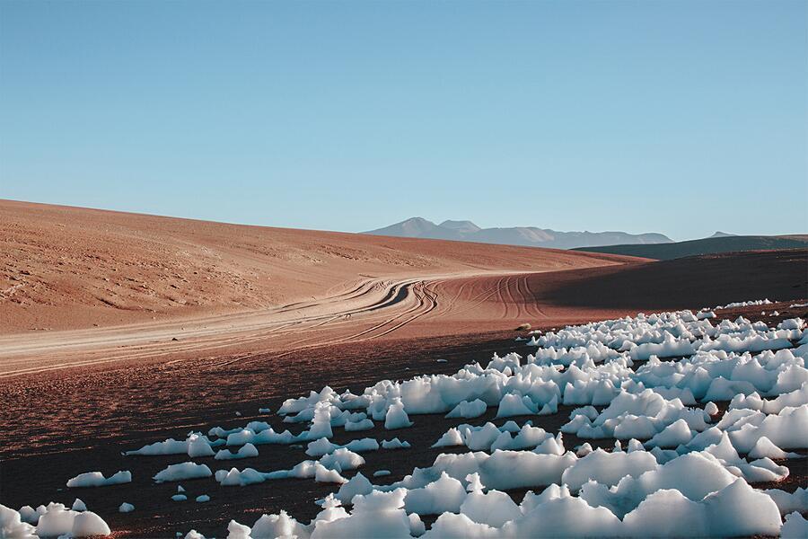 Foto deserto di Atacama Chiara Zonca
