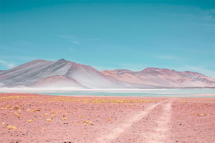 I paesaggi incontaminati del deserto di Atacama nelle fotografie di Chiara Zonca