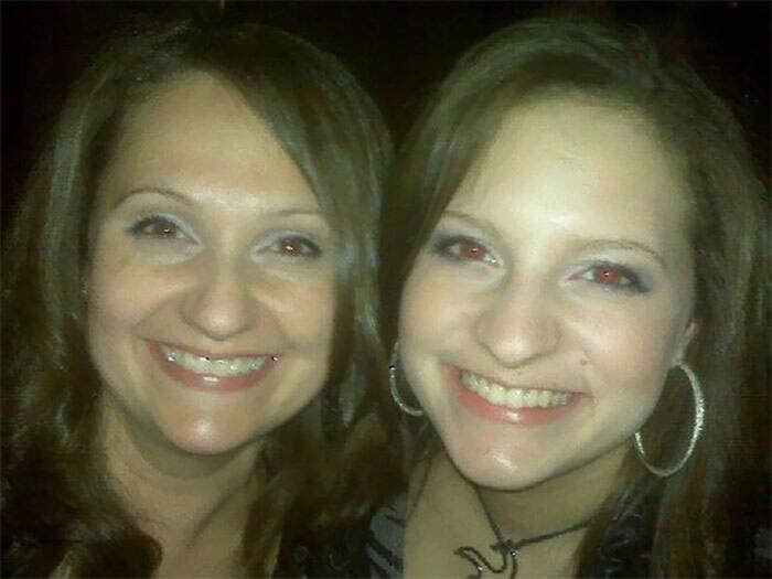Esempi di mamme e figlie che sembrano sorelle