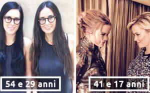 47 esempi di mamme e figlie che sembrano sorelle