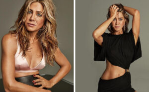 Jennifer Aniston compie 51 anni e dimostra che l'età è solo un numero (7 foto)