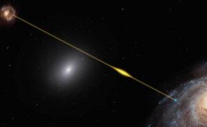 La Terra sta ricevendo un misterioso segnale radio dallo spazio che si ripete ogni 16 giorni