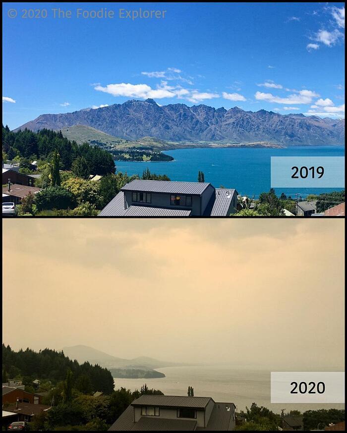 Incendi Australia impatto sul pianeta