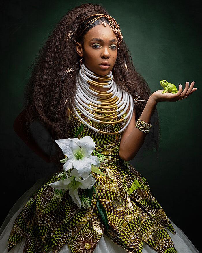 Come sarebbero le principesse Disney se fossero afroamericane
