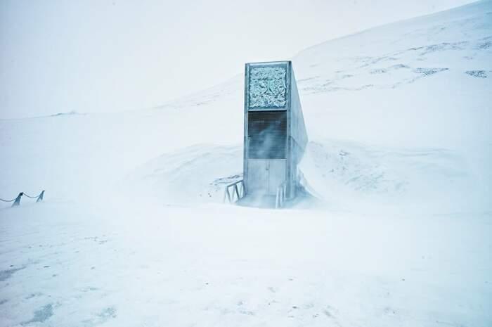 Svalbard Global Vault of Seeds
