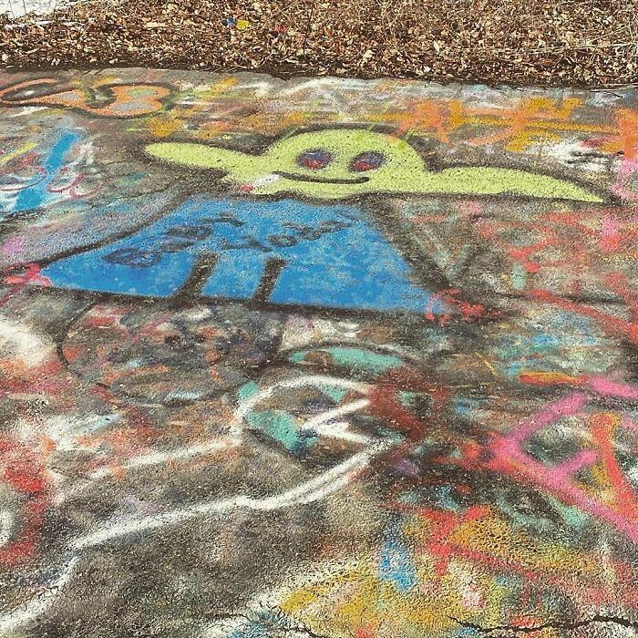 Graffiti Highway Centralia Pennsylvania