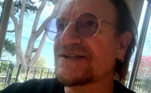 Bono degli U2 dedica nuova canzone agli italiani durante la pandemia di coronavirus