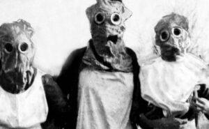 40 foto storiche dell'influenza spagnola del 1918 mostrano com'era una pandemia negli anni '10