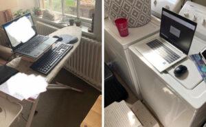 32 foto dimostrano che lavorare da casa non è così glamour come sembra su Instagram