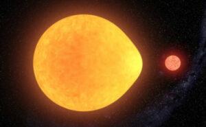 """Una stella a forma di lacrima è stata scoperta da un gruppo di astronomi: """"È il battito del suo cuore"""""""