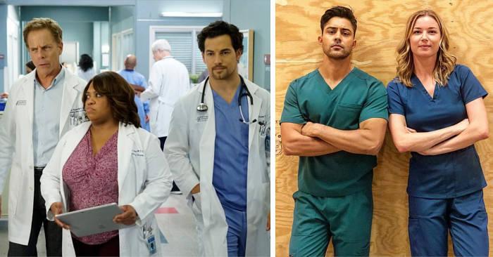 Serie TV donano mascherine, guanti e camici agli ospedali che lottano contro il coronavirus