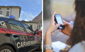 """12enne chiama i carabinieri: """"Abbiamo fame, mio padre ha perso il lavoro"""". I militari le portano la spesa"""