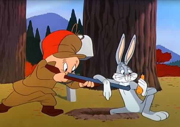 Baffo Rosso Sam e Taddeo dei Looney Tunes non avranno più pistole e fucili nei nuovi cartoni