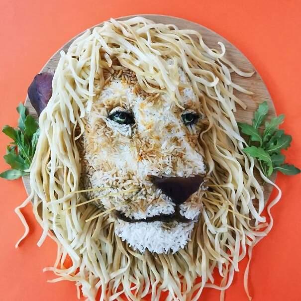 Chi ha detto che con l'arte non si mangia? 63 esempi di food art provano il contrario