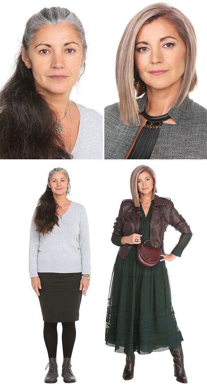 50 trasformazioni incredibili che mostrano quanto le persone possono cambiare con un nuovo look (nuove foto)